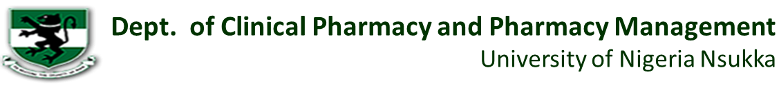 Clinicalpharmacyandpharmacymanagement